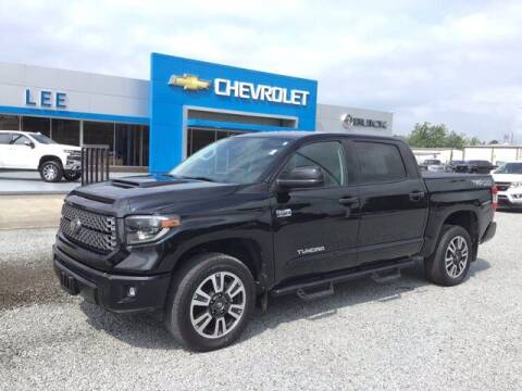 2019 Toyota Tundra for sale at LEE CHEVROLET PONTIAC BUICK in Washington NC