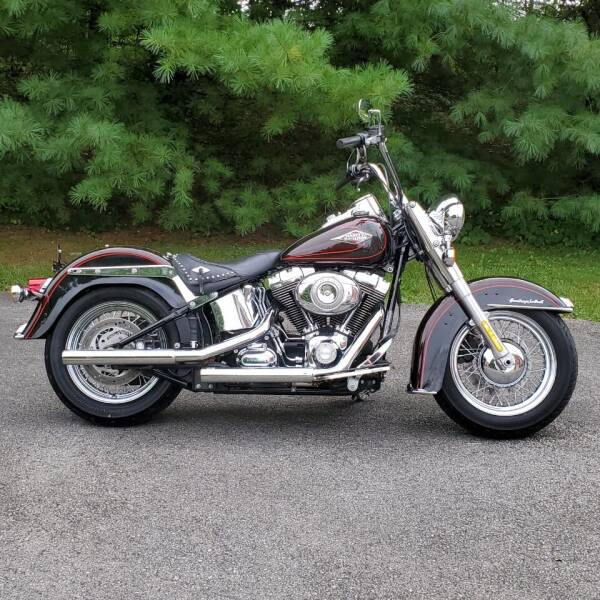 2011 Harley-Davidson Heritage Softail  for sale at R & R AUTO SALES in Poughkeepsie NY