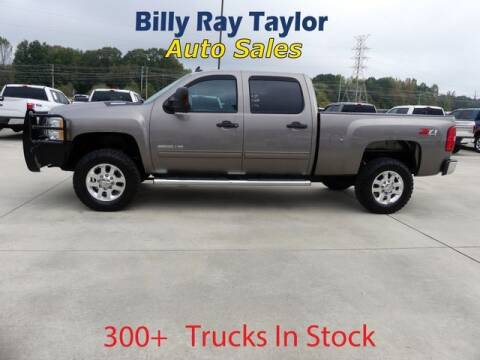 2013 Chevrolet Silverado 2500HD for sale at Billy Ray Taylor Auto Sales in Cullman AL