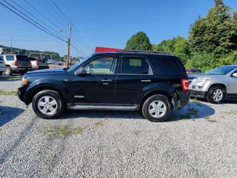 2008 Ford Escape for sale at Magic Ride Auto Sales in Elizabethton TN