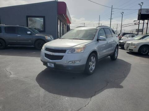 2012 Chevrolet Traverse for sale at Auto Image Auto Sales in Pocatello ID