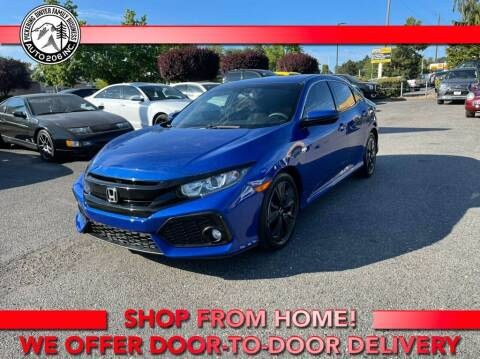 2018 Honda Civic for sale at Auto 206, Inc. in Kent WA