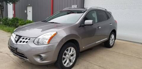 2012 Nissan Rogue for sale at Mr Cars LLC in Houston TX