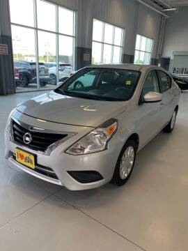 2015 Nissan Versa for sale at Tom Peacock Nissan (i45used.com) in Houston TX