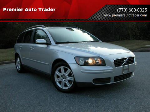 2006 Volvo V50 for sale at Premier Auto Trader in Alpharetta GA