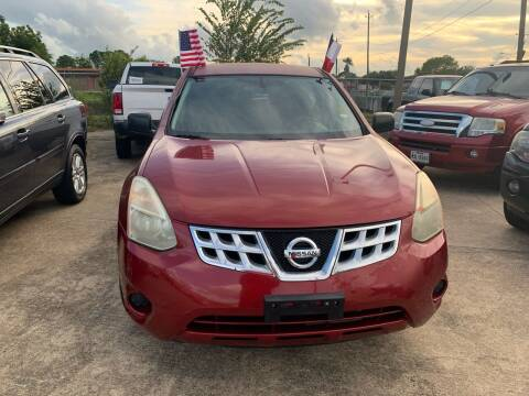 2013 Nissan Rogue for sale at 1st Stop Auto in Houston TX