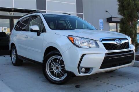2014 Subaru Forester for sale at UNITED AUTO in Millcreek UT