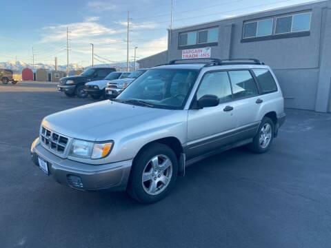 1999 Subaru Forester for sale at Auto Image Auto Sales in Pocatello ID