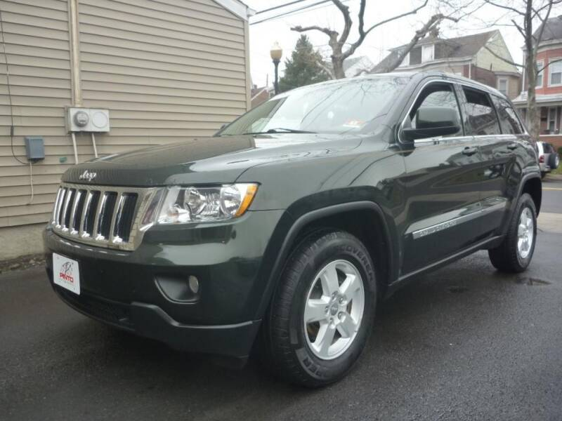 2011 Jeep Grand Cherokee for sale at Pinto Automotive Group in Trenton NJ