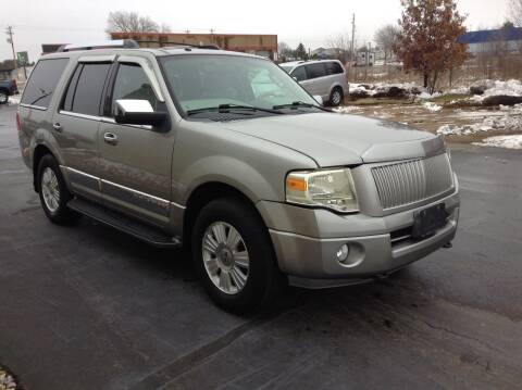 2008 Lincoln Navigator for sale at Bruns & Sons Auto in Plover WI