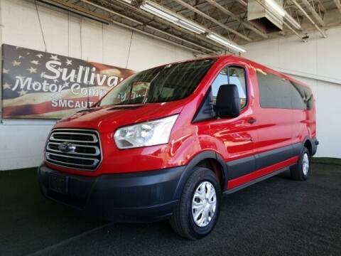2015 Ford Transit Passenger for sale at SULLIVAN MOTOR COMPANY INC. in Mesa AZ
