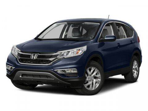 2015 Honda CR-V for sale at Auto Finance of Raleigh in Raleigh NC