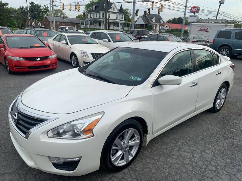 2014 Nissan Altima for sale at Masic Motors, Inc. in Harrisburg PA