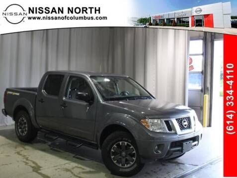 2019 Nissan Frontier for sale at Auto Center of Columbus in Columbus OH