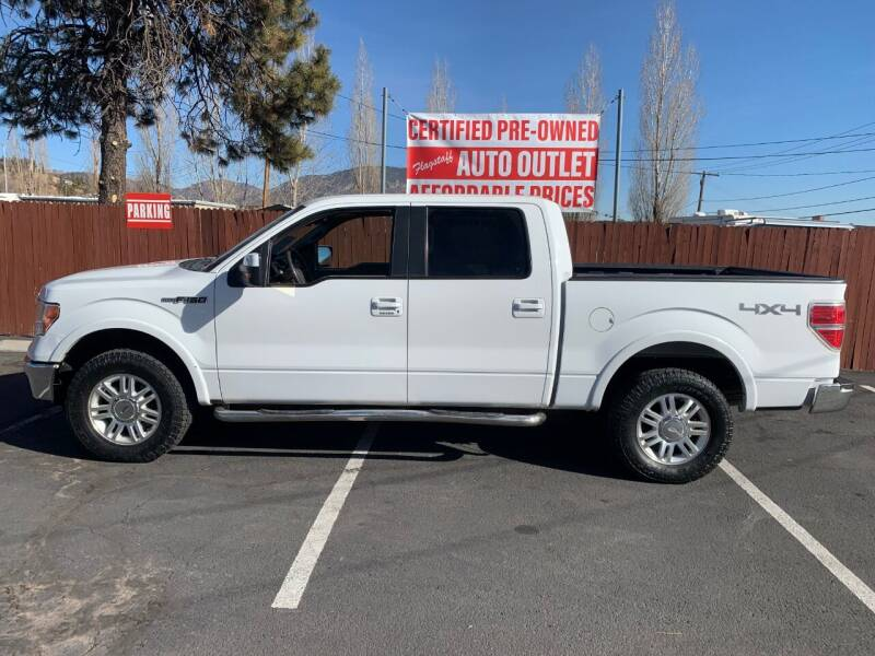 2010 Ford F-150 for sale at Flagstaff Auto Outlet in Flagstaff AZ