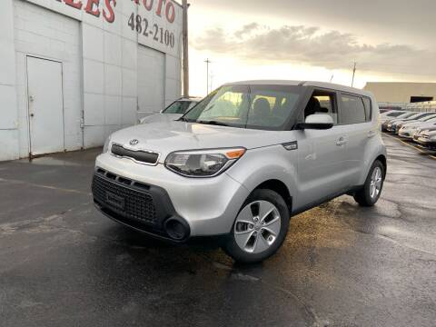 2015 Kia Soul for sale at Fine Auto Sales in Cudahy WI