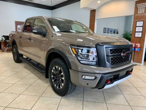2020 Nissan Titan for sale at Adams Auto Group Inc. in Charlotte NC