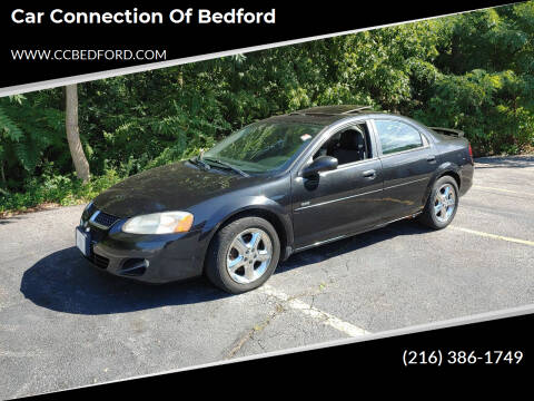 2006 Dodge Stratus for sale at Car Connection of Bedford in Bedford OH