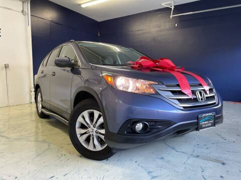 2013 Honda CR-V for sale at The Car House of Garfield in Garfield NJ