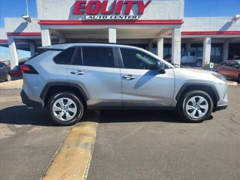 2019 Toyota RAV4 for sale at EQUITY AUTO CENTER in Phoenix AZ