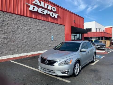 2015 Nissan Altima for sale at Auto Depot - Smyrna in Smyrna TN