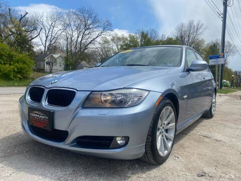 2011 BMW 3 Series for sale at Community Auto Sales & Service in Fayette MO