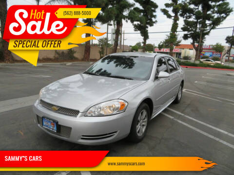 """2016 Chevrolet Impala Limited for sale at SAMMY""""S CARS in Bellflower CA"""