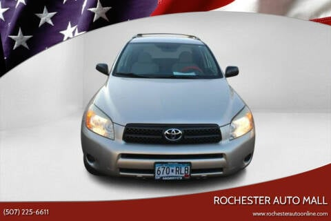 2006 Toyota RAV4 for sale at Rochester Auto Mall in Rochester MN