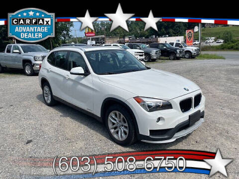 2015 BMW X1 for sale at J & E AUTOMALL in Pelham NH