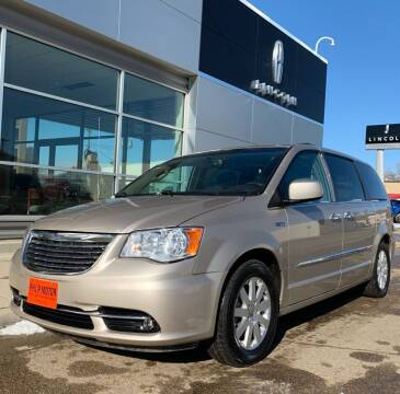 2016 Chrysler Town and Country for sale at Philip Motor Inc in Philip SD