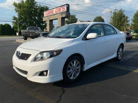 2010 Toyota Corolla for sale at I-DEAL CARS in Camp Hill PA