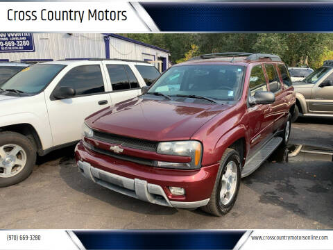2004 Chevrolet TrailBlazer EXT for sale at Cross Country Motors in Loveland CO