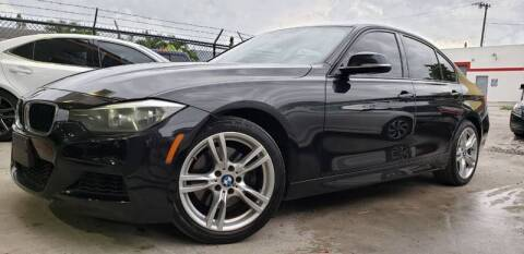 2013 BMW 3 Series for sale at Boss Automotive in Hollywood FL
