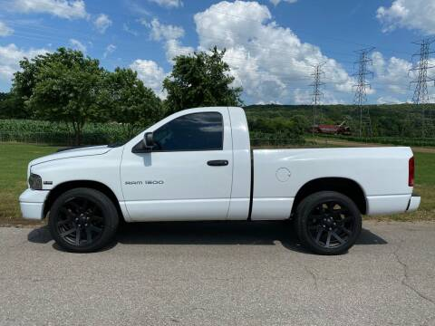 2005 Dodge Ram Pickup 1500 for sale at Tennessee Valley Wholesale Autos LLC in Huntsville AL