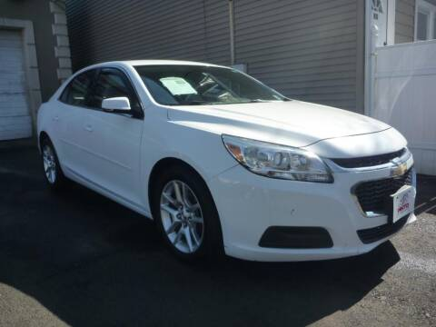 2015 Chevrolet Malibu for sale at Pinto Automotive Group in Trenton NJ