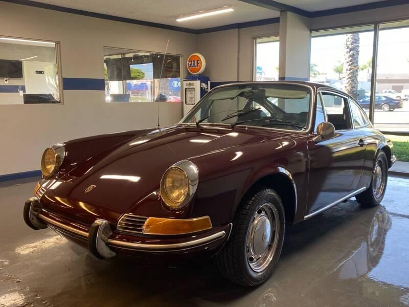 1969 Porsche 911 for sale at Gallery Junction in Orange CA