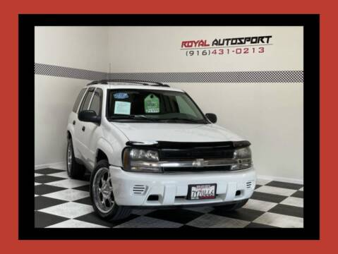 2007 Chevrolet TrailBlazer for sale at Royal AutoSport in Sacramento CA