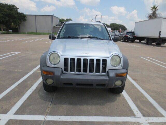 2003 Jeep Liberty for sale at MOTORS OF TEXAS in Houston TX