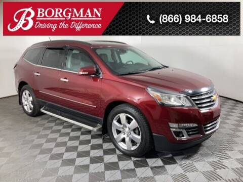 2016 Chevrolet Traverse for sale at BORGMAN OF HOLLAND LLC in Holland MI