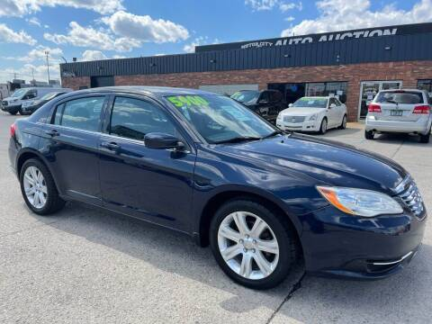 2013 Chrysler 200 for sale at Motor City Auto Auction in Fraser MI