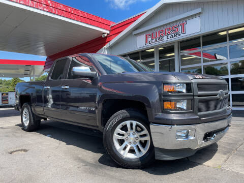 2014 Chevrolet Silverado 1500 for sale at Furrst Class Cars LLC in Charlotte NC