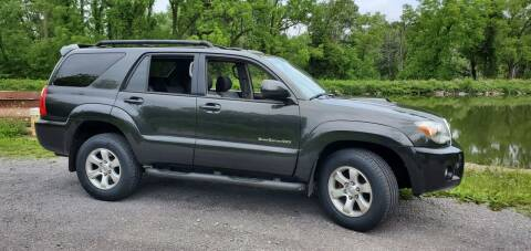 2006 Toyota 4Runner for sale at Auto Link Inc in Spencerport NY