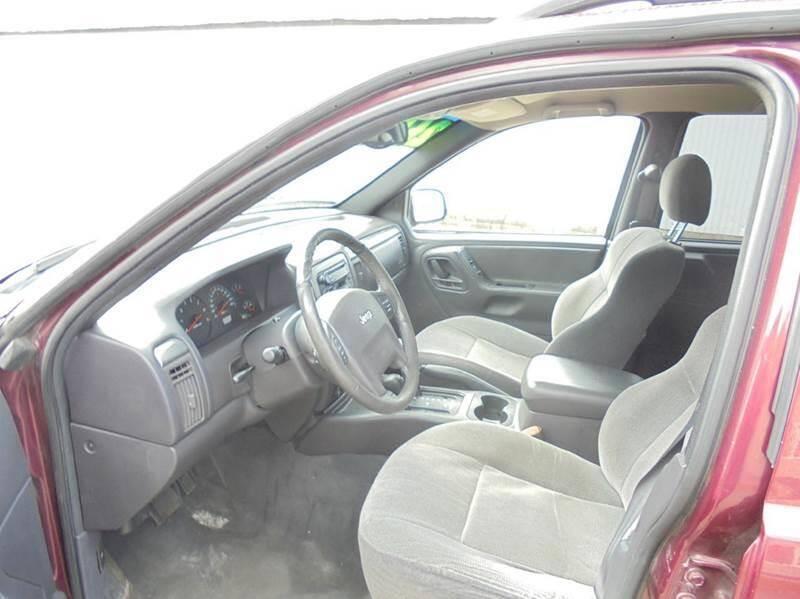 2001 Jeep Grand Cherokee 4dr Laredo 4WD SUV - Ramsey MN