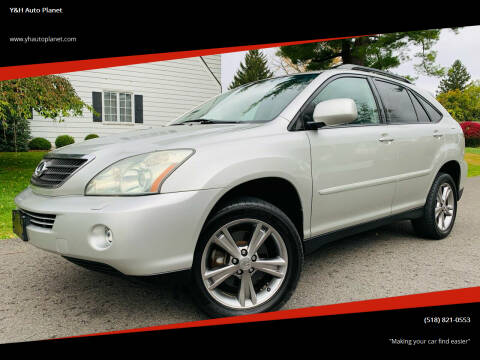 2006 Lexus RX 400h for sale at Y&H Auto Planet in West Sand Lake NY
