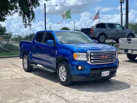 2019 GMC Canyon for sale at USA Car Sales in Houston TX