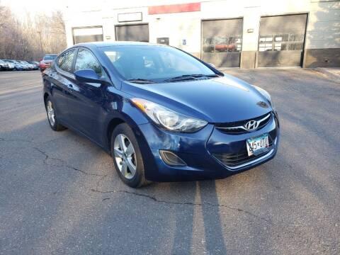 2013 Hyundai Elantra for sale at Fleet Automotive LLC in Maplewood MN