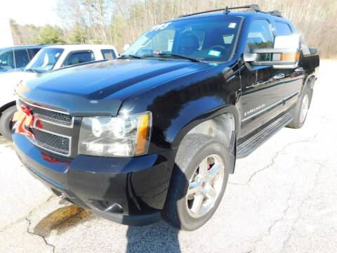 2007 Chevrolet Avalanche for sale at Auto Wholesalers Of Hooksett in Hooksett NH