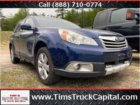 2010 Subaru Outback for sale at TTC AUTO OUTLET/TIM'S TRUCK CAPITAL & AUTO SALES INC ANNEX in Epsom NH