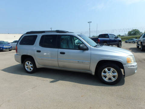 2005 GMC Envoy XL for sale at BLACKWELL MOTORS INC in Farmington MO