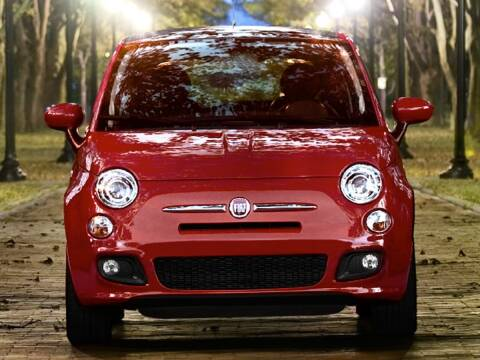 2015 FIAT 500 for sale at Used Imports Auto in Roswell GA
